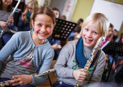 Wir machen die Musik! / Foto: Jana Mai
