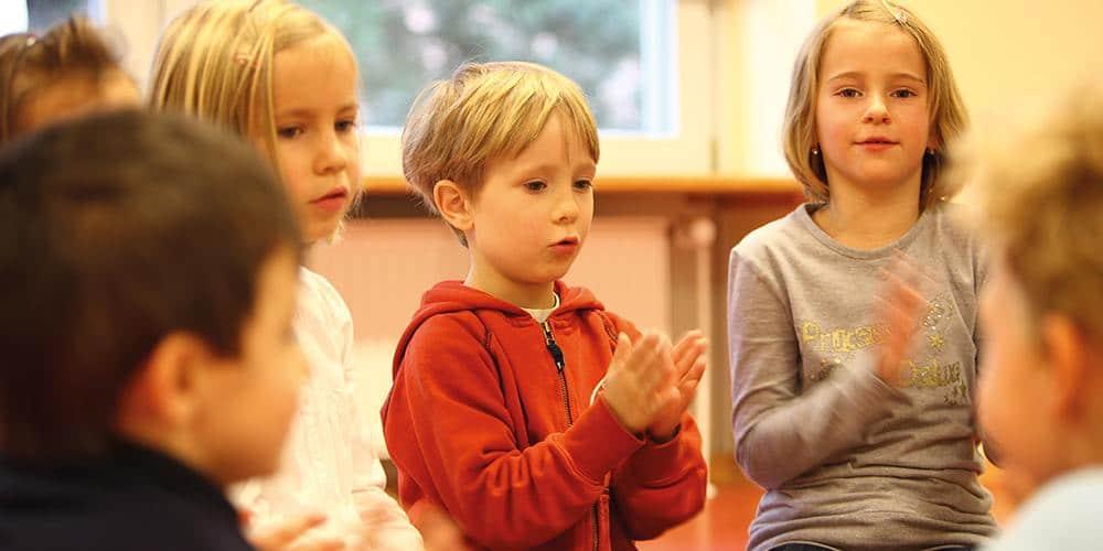 Wir machen die Musik! - Das Musikalisierungsprogramm für alle Kinder in Niedersachsen