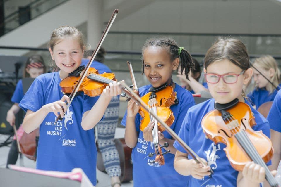 FACHTAG Wir machen die Musik! in der Grundschule