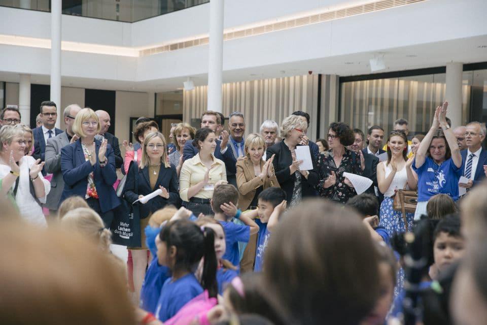 10 Jahre Wir machen die Musik! im Niedersächsischen Landtag – Ein Rückblick